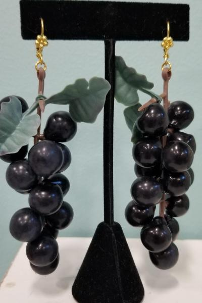 Wine Tasting Earrings