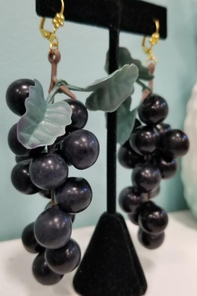 Wine Tasting Earrings
