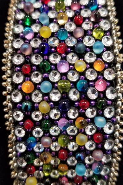 Multi-Color Light Bulb Bracelet