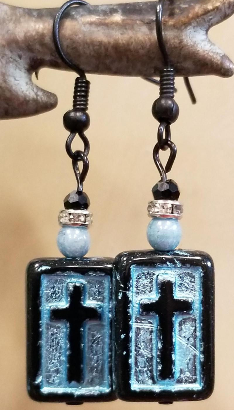 120 Wall Street Earrings