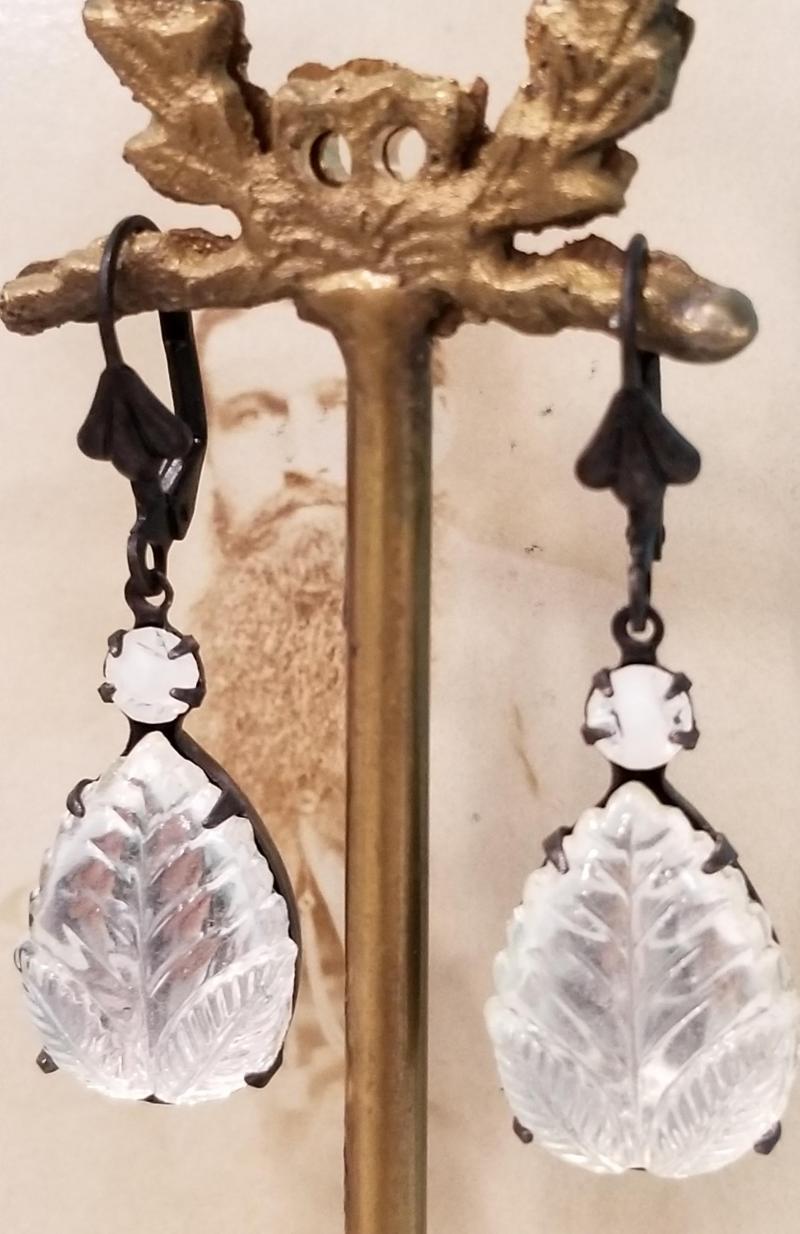 Edgy Bride Earrings