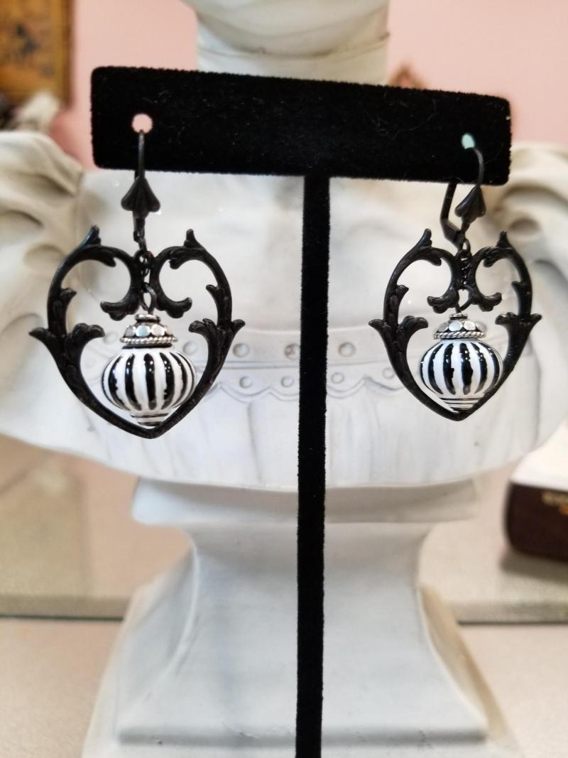 Parisian Prisoner of Love Earrings