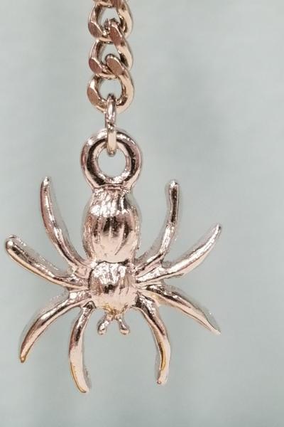 Webbing Spider Earrings