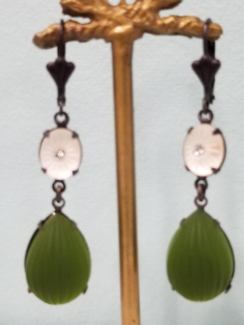 Countess Lovelace Earrings