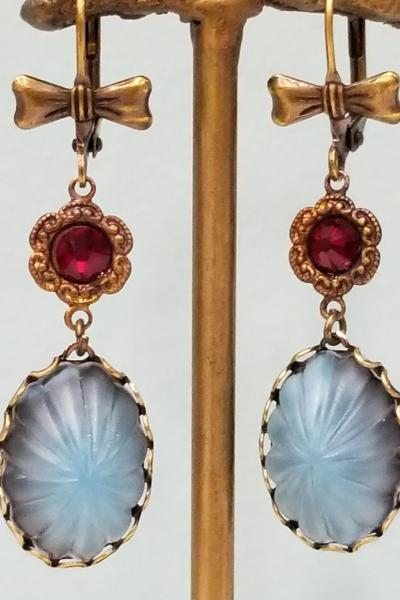 Edwardian Insanity Earrings