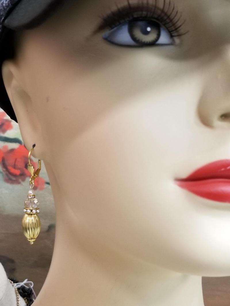 Elizabethan Earrings