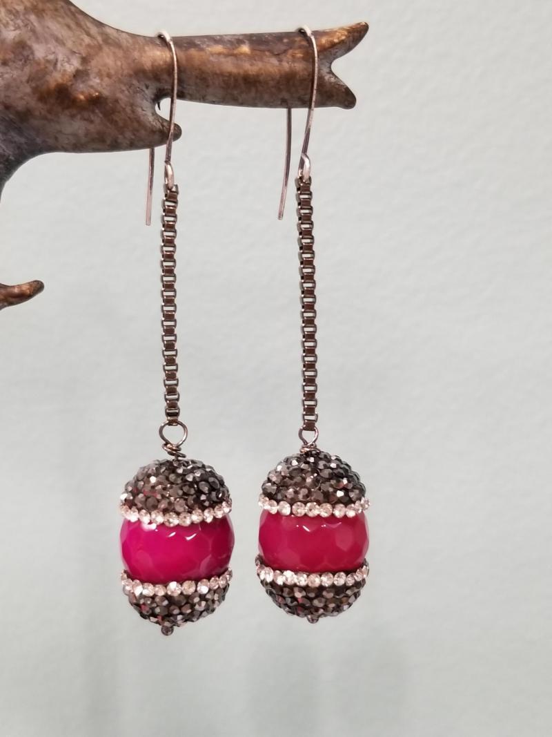 Arabian Evening Earrings
