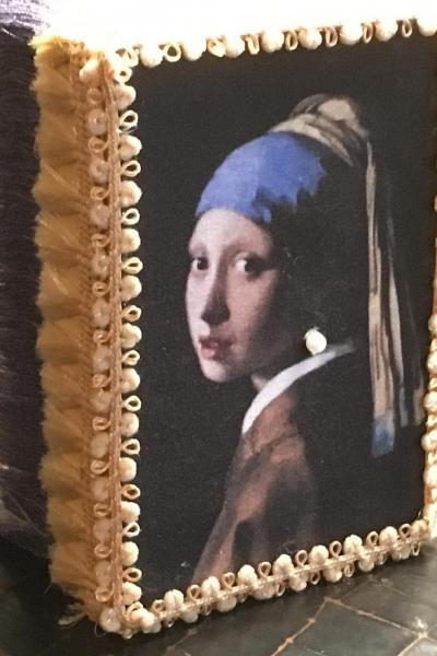 Girl with the Pearl Earring Decorative Box