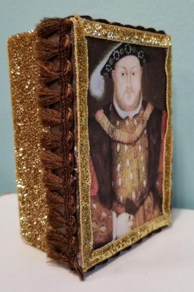 King Henry the VII Decorative Box