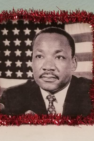 Martin Luther King, Jr. Decorative Box