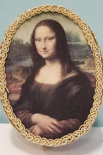 Mona Lisa Decorative Gift Box