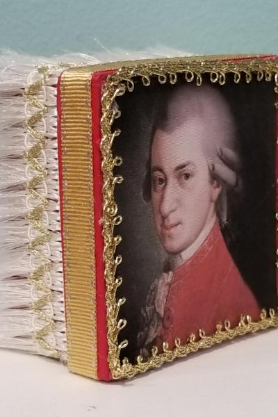 Mozart in Red Jacket Decorative Box