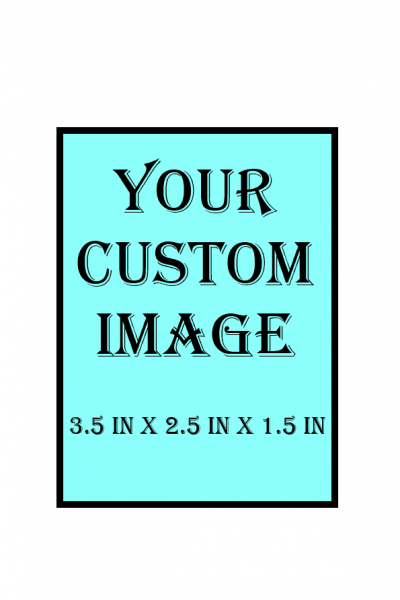 Custom Decorative Box (SMALLER RECTANGLE)