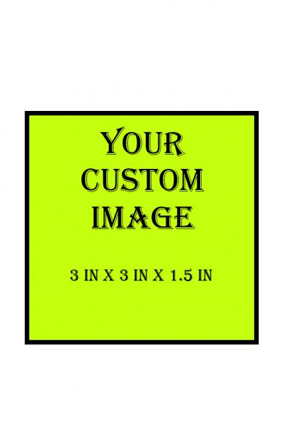 Custom Decorative Box SQUARE Shape